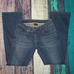 Levi's 542 Tilted Flare Jeans 4 Medium